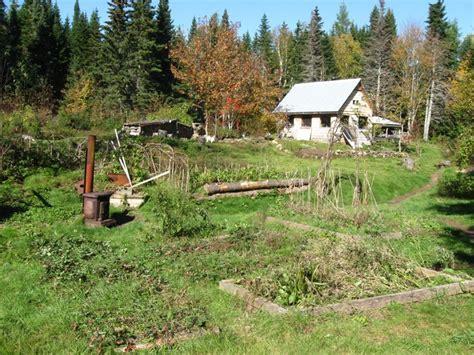 Acreage with Cabin for Sale   Cape Breton Farm, Nova Scotia.