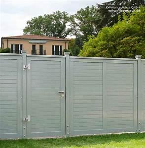 Sichtschutz Tür Garten : kunststoff sichtschutz mit tur verschiedene ideen f r die raumgestaltung ~ Sanjose-hotels-ca.com Haus und Dekorationen