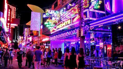 bangkok nightlife        night