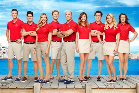 Cast Of Below Deck Mediterranean 2017 by Below Deck Mediterranean Renewed For Season 2 The Daily Dish