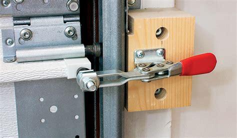 garage door draft stopper woodworking blog