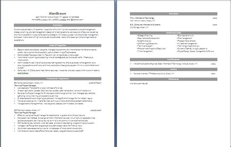 Excellent Project Management Skills Resume by Project Manager Resume Free Layout Format
