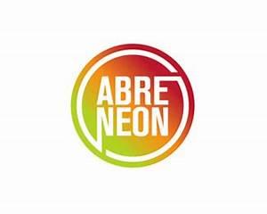 Logopond Logo Brand & Identity Inspiration Abre Neón