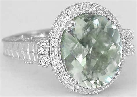 Vintage Green Amethyst Diamond Engagement Ring In 14k. 1.71 Carat Engagement Rings. Platinium Wedding Rings. Tribal Rings. Gold Inlay Rings. Looped Wedding Rings. Oak Wedding Rings. 10ct Engagement Rings. Three Quarter Engagement Rings