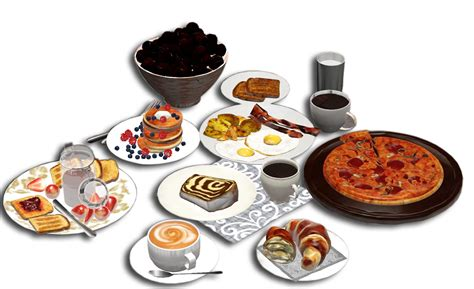 cuisine sims 3 ladesire 39 s creative corner quot a breakfast quot by