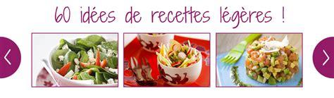 recettes de cuisine minceur idées repas soir printemps