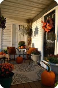 Fall Decorating Ideas for Front Porches