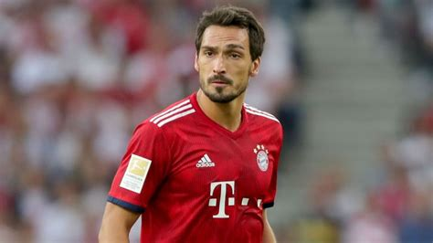 Mats hummels is expected to anchor the german defence in russia. Bayern's Hummels: No issue with Kovac's rotation policy