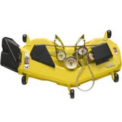 deere 54 inch complete mower deck bg20477