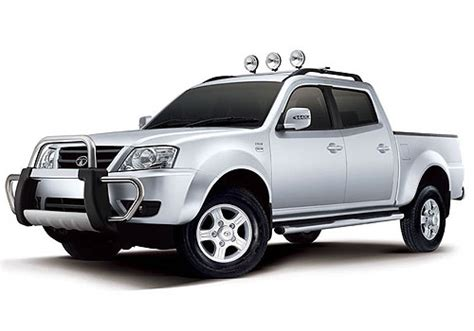 tata xenon xt pictures tata xenon xt photos and images