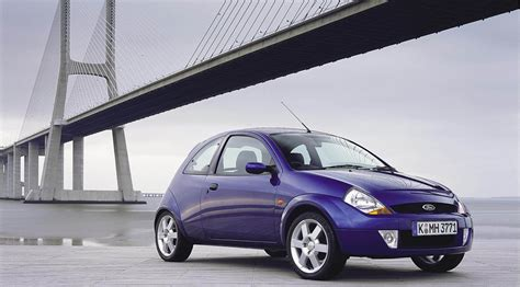 ford ka  sportka  review car magazine