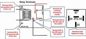 Relay Function Diagram   22 Wiring Diagram Images
