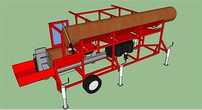 Processor Firewood Plans Processing Building Logs Cutting