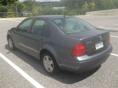 Find Used 2003 Vw Jetta Tdi Turbo Diesel Mkiv