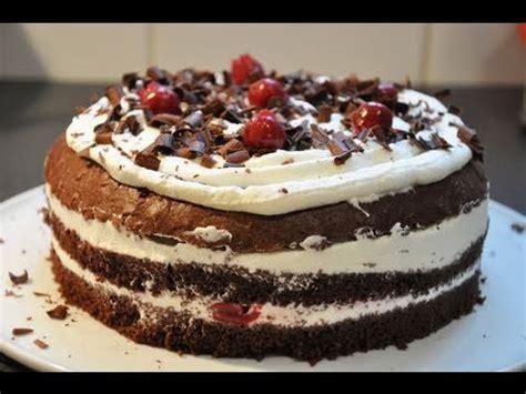 recette de cuisine pour anniversaire recette gâteau de noël la fôret par hervé cuisine
