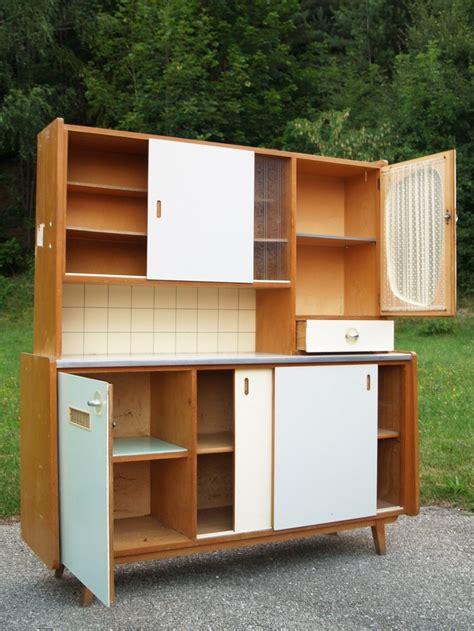 küchenschrank 60er jahre vintage k 252 chenschrank midcentury 50er 60er jahre pastell kredenz
