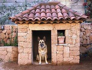 deluxe dog house stone pinterest With deluxe dog house