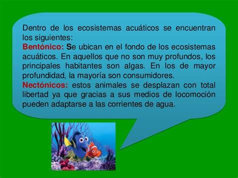 tipos de ecosistemas en el peru 5to primaria