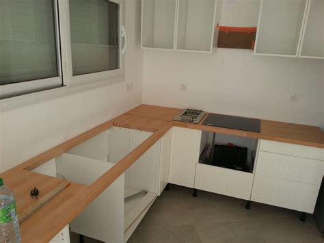 faire un meuble de cuisine fixer un meuble bas de cuisine indogatecom fabriquer