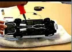 Modify Your Own Car by Diecast Led Lights And Siren Modify Your Own Model