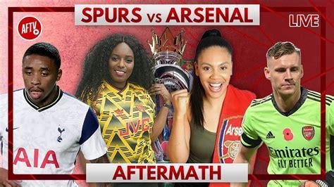 Tottenham Vs Arsenal / Preview Tottenham Hotspur Vs ...