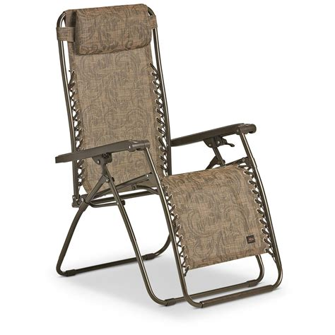 bliss deluxe gravity chair 658373 chairs at sportsman s