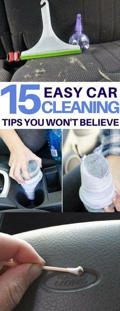Where Can I Get My Car Upholstery Cleaned by Best 25 Car Interior Cleaning Ideas On