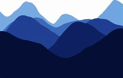 Mountain Silhouette Mountains Transparent Drawing Clipart Range