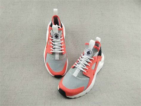 82ffcb177b913 Latest Style Nike Air Huarache Ultra Max Orange Wolf Grey Anthracite Black  819685 800 Men39s