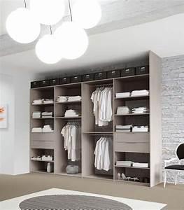 Idée Dressing Fait Maison : dressings am nagements et rangements sur mesure coulidoor ~ Melissatoandfro.com Idées de Décoration