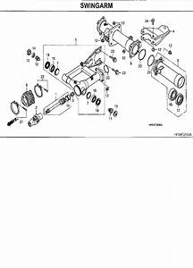 Honda Foreman 500 Parts Diagram