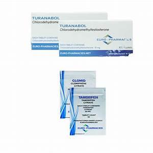 Pack Lean Mass Gain Beginner - Euro Pharmacies - Turinabol  6 Weeks