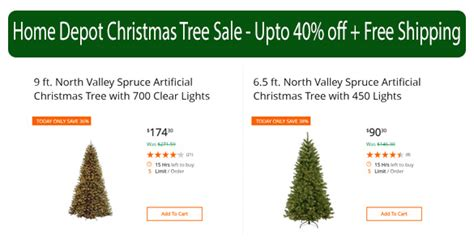 christmas tree coupons home depot home depot tree sale free shipping today only 11 20 coupons 4 utah