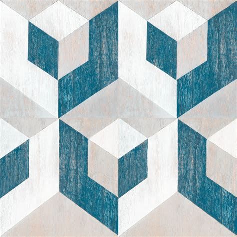 patterned vinyl tiles peel and stick decorative floor decals mirth studio