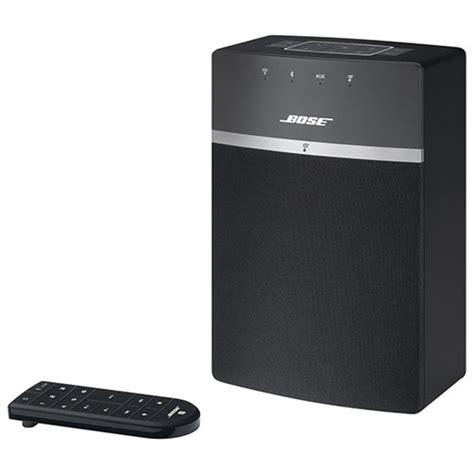 Bose SoundTouch 10 Wireless MultiRoom Speaker Black