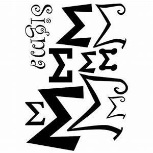 greek letters diy crafts sigma greek letter With greek letter stencils michaels