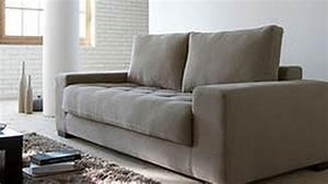 canape lit pour couchage quotidien 1 canape lit With canapé lit pour couchage quotidien