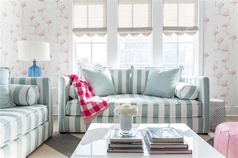 Striped Sofas Living Room Furniture by Striped Sofas Living Room Furniture With Regard To Ideas