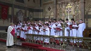 St Pauls Cathedral Choir Melbourne - YouTube