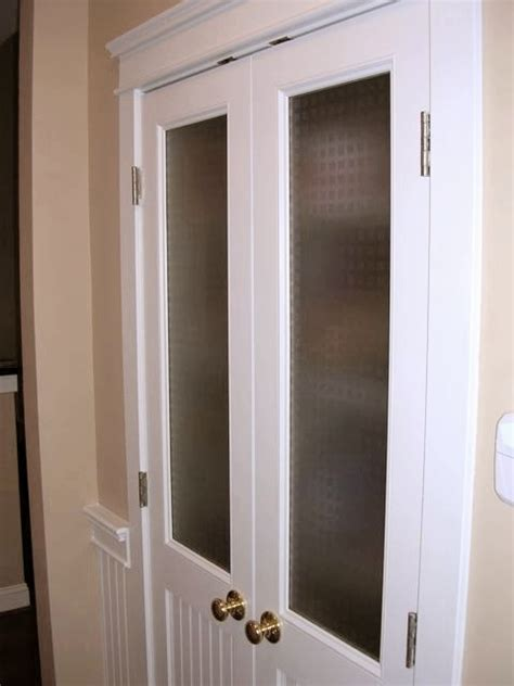 glass  bead board doors