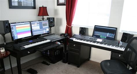 #home Studio Setup  Home Music Production