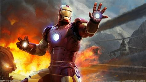 iron man hd game wallpapers hd wallpapers id