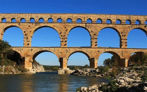 Quand A été Construit Le Pont Du Gard
