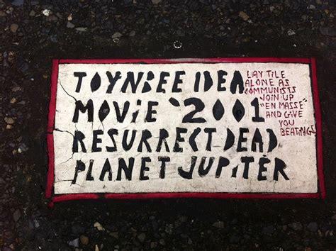 toynbee tiles solved sevy był tw 243 rca toynbee tiles tajemniczych kafelk 243 w w