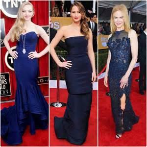 Navy Red Carpet Dresses by Makeup For Navy Blue Dress Mugeek Vidalondon