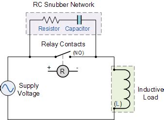 Coil Relay Inrush Current Consumption Electrical