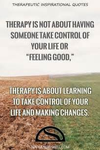 Inspirational Quotes About Therapy