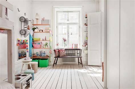16 Lively Scandinavian Kids' Room Designs Your Children