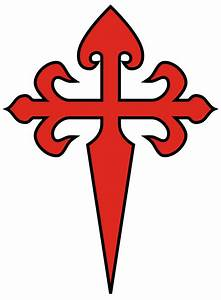 Plik Coa Illustration Cross Of St James 3 Svg  U2013 Wikipedia
