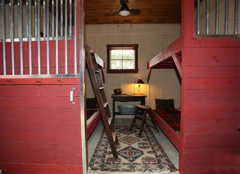 Yes, You Can Live In A Barn! Edgewater Carriage House
